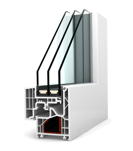 internorm fenêtre PVC KF220